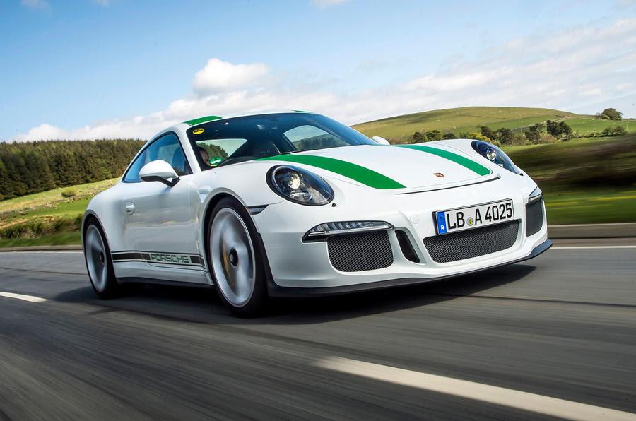 2016 Porsche 911 R review | Autocar