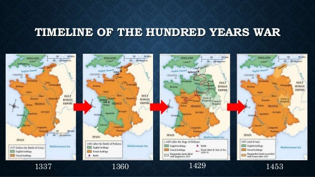 Image result for 100 Years' War.