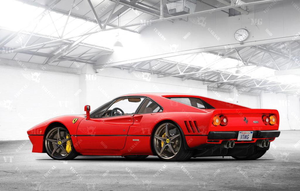 VWVortex.com - Most modern Ferraris are UGLY