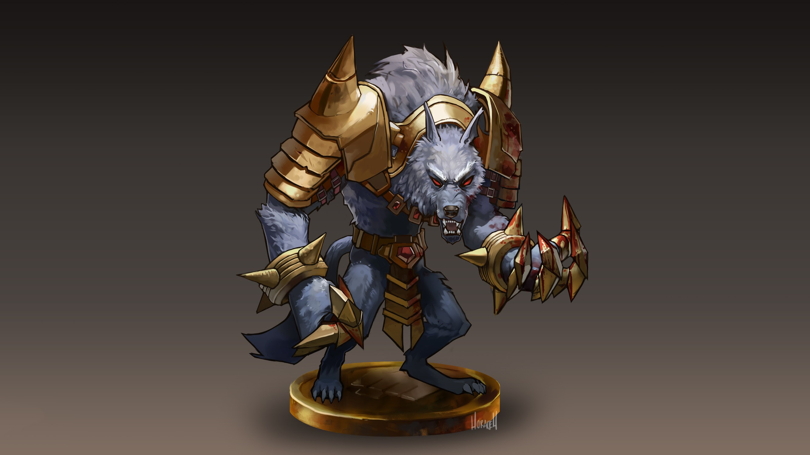 Warwick Wallpapers Fan Arts League Of Legends Lol Stats