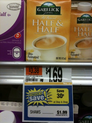 Save 30 cents - NOT Really