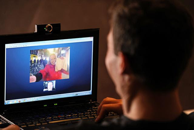 Future Skype Calls Could be Made in 3D