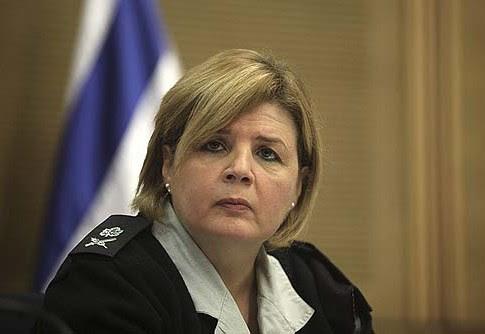 Head of IDF Human Resources Major General Orna Barbibay.