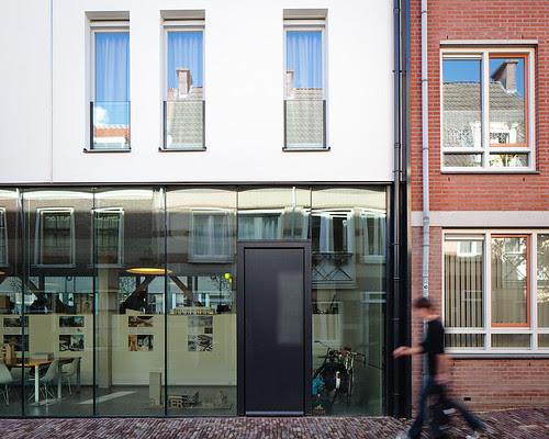 Casa Preta, Utrecht, Holanda
