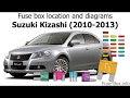 Get 2012 Suzuki Kizashi Wiring Diagram Pics