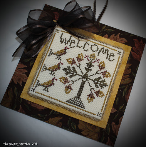 Primitive Welcome 3