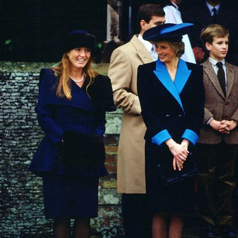 Princess Diana shared her iconic dresses with Sarah