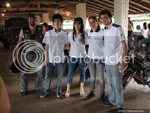 foto representantes da marca Kasinski