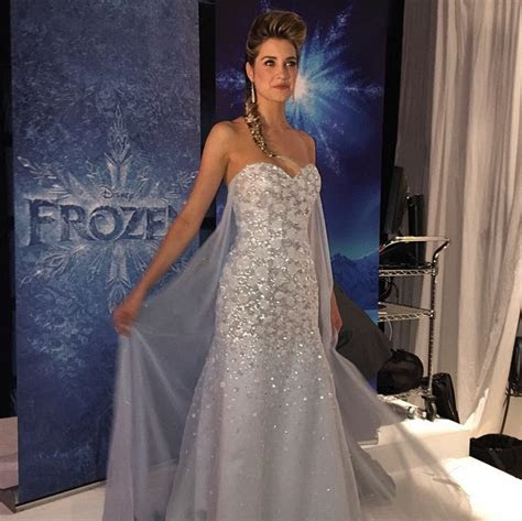 Frozen Wedding Dress on Pinterest