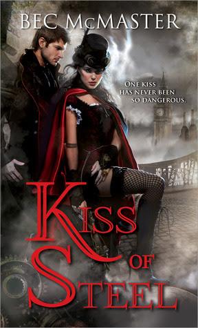 Kritika ~ Bec McMaster: Kiss of Steel