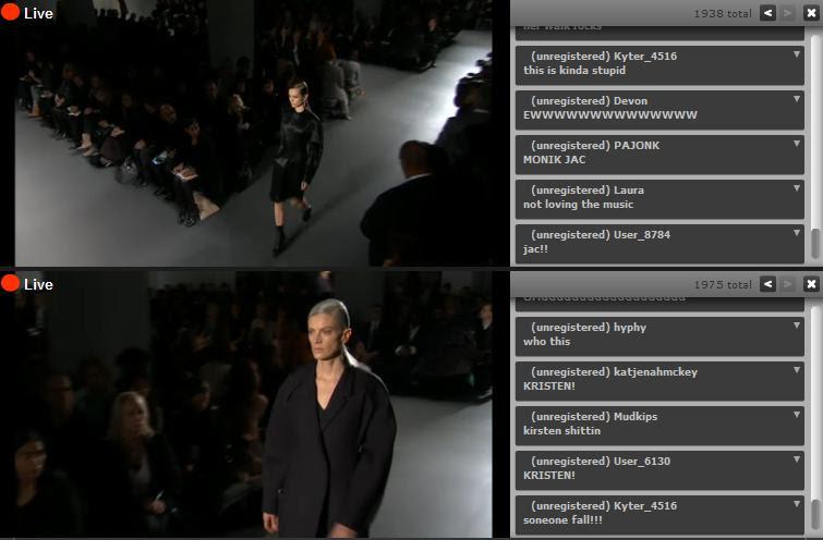 Calvin Klein Fall/10