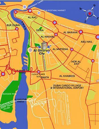 Location map of Al Shindagha Dubai,Al Shindagha Dubai location map,Al Shindagha Dubai accommodation destinations attractions hotels maps