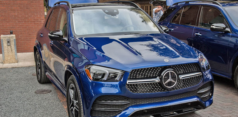Mercedes Benz Gle Luxury Suv