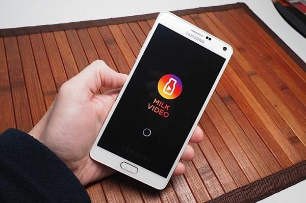 سامسونج تعلن رسميًا إيقاف خدمة الفيديو Milk Video في 20 نوفمبر القادم