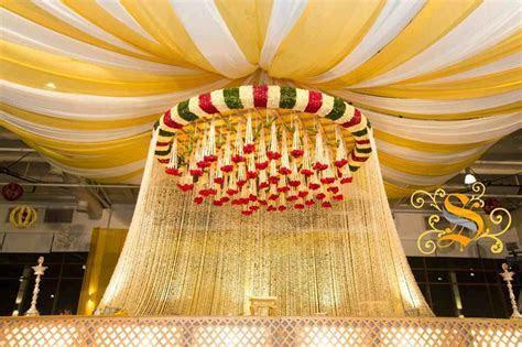 South Indian Wedding Mandap Decor   Wedding stage   Indian