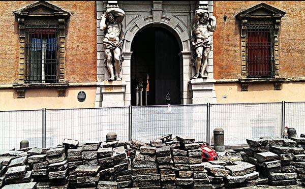 Strada Maggiore Bologna