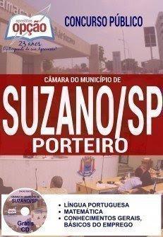 Apostila Câmara de Suzano PORTEIRO