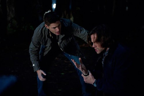 """Recap/review of Supernatural 8x19 """"Taxi Driver"""" by freshfromthe.com"""