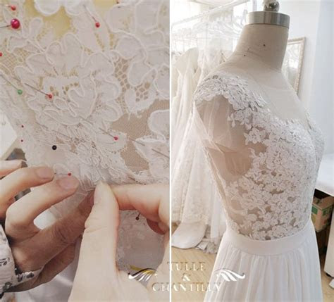 {Design Your Own Wedding Dress} Gorgeous Customized Long