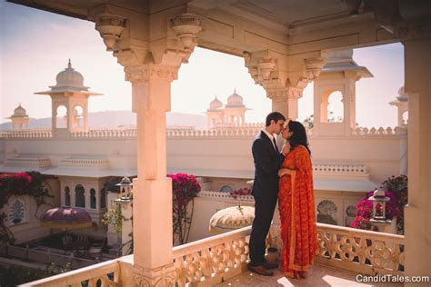 Roopa & Chris ? The Oberoi Udaivilas, Udaipur ? Pre