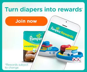 Pampers Rewards Free Codes