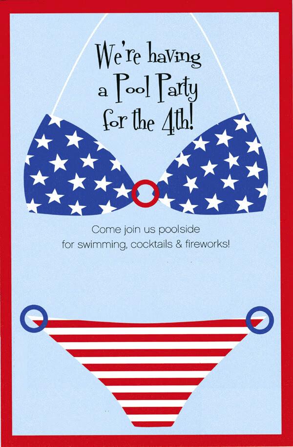 4th Of July Party Invitations Underfontanacountryinncom