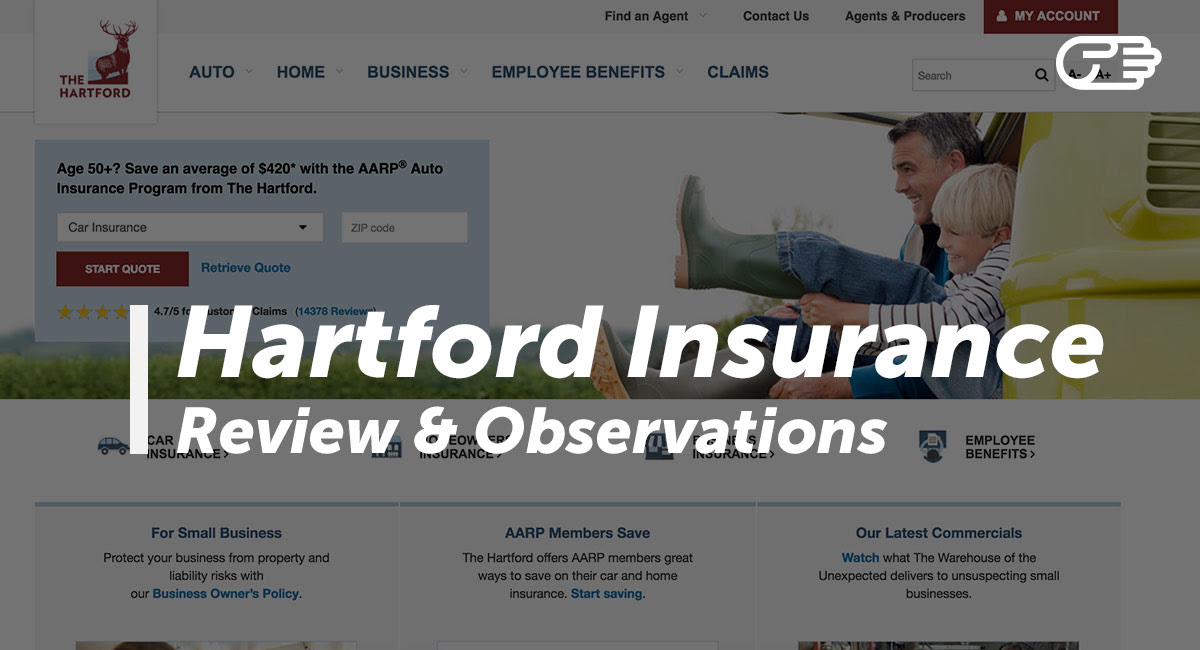 Hartford Insurance Reviews - Is it a Scam or Legit?