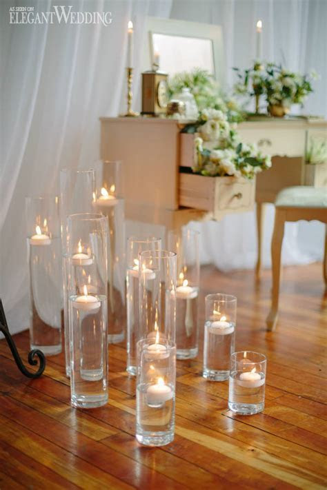 Vintage Wedding Decor with Timeless Details