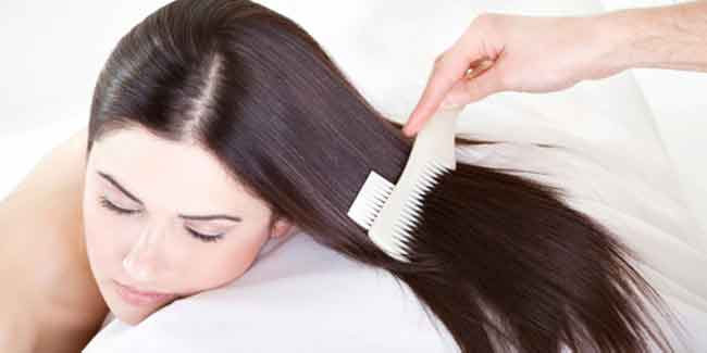 Hair Care After Rebonding  Hair Care