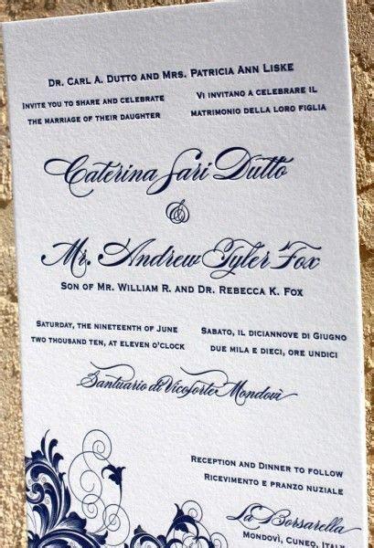 1000  ideas about Italian Wedding Invitations on Pinterest
