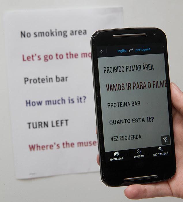 Google Lança Aplicativo Que Traduz Instantaneamente Vídeo E Voz