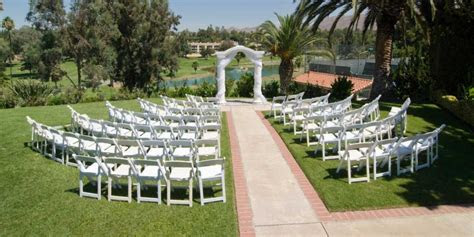canyon crest country club weddings  prices  los