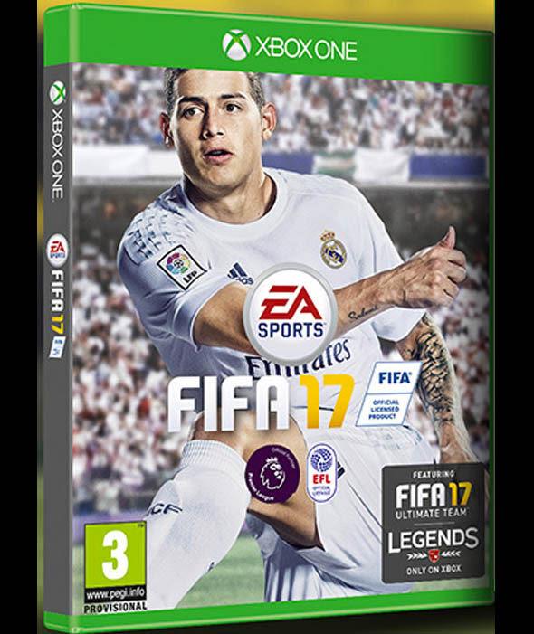 FIFA 17 Cover Vote   FIFA 17 cover vote   Sport Galleries ...