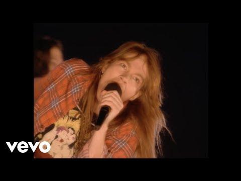 Guns N' Roses-Don't Cry(別哭):歌詞+中文翻譯