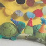 Come cucire una tartaruga imbottita in pannolenci Tutorial e Cartamodello