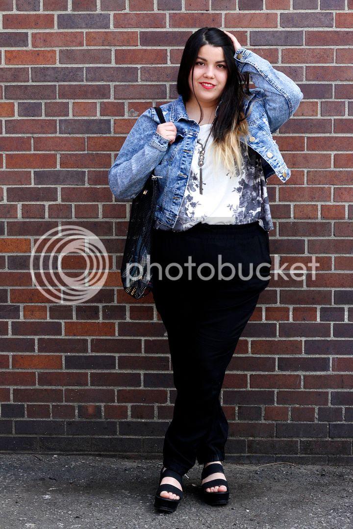 plus size denim jacket plus size floral plus size suzy shier plus suzy shier plus canada plus size fashion