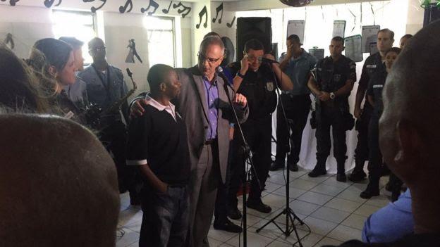 Roberto Sá e José Mario dos Santos