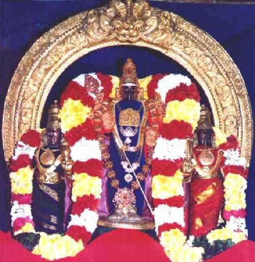 Tula Rashi : Subramanya Swami Temple - Tiruttani