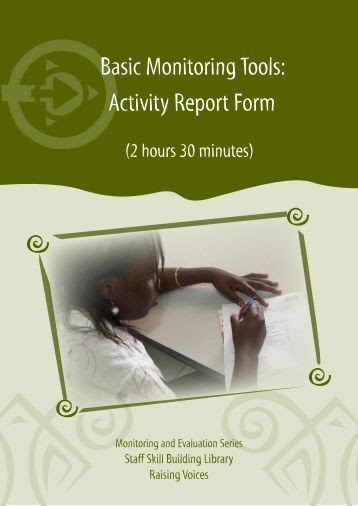Daily Activity Log Form