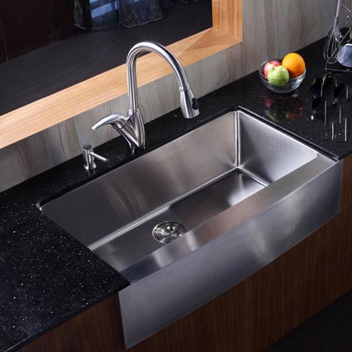 10 Modern And Functional Kitchen Sinks Rilane
