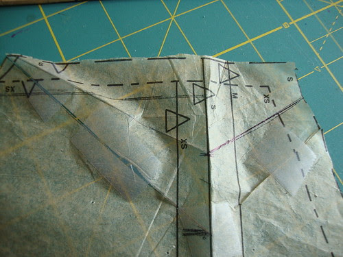 """McCall's 6078 : reduce cowl by 1"""" instead of 2"""""""