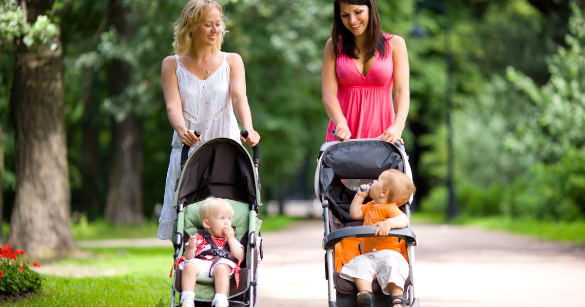 Calories Burned Pushing a Stroller | LIVESTRONG.COM