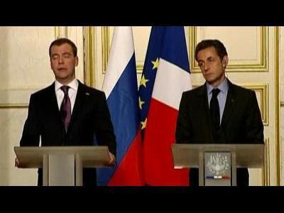 Medvedev open to Iran sanctions