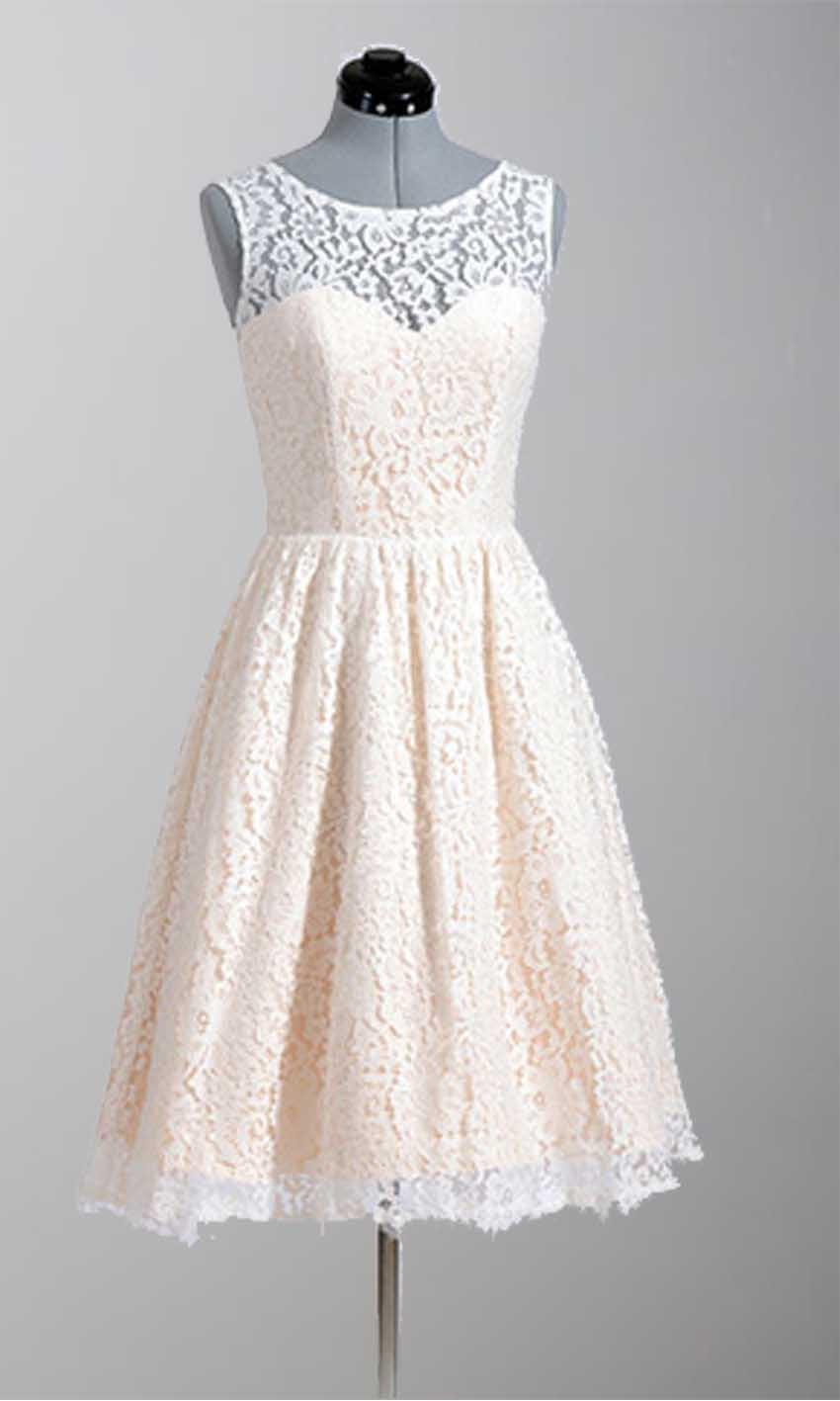 Modern vintage evening dresses