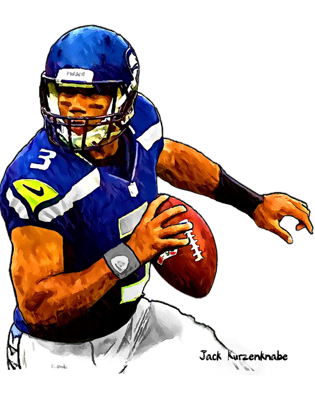Seattle Seahawks Clip Art - Cliparts.co