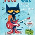 Pete the Cat Rockin' in my School Shoes