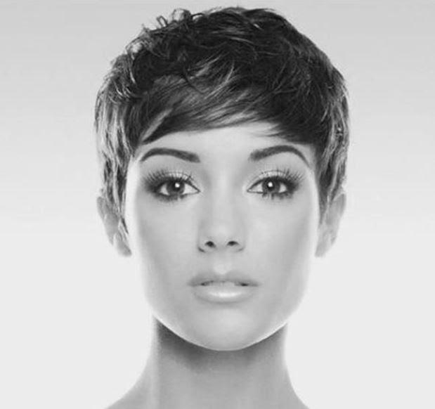 tagli capelli corti femminili immagini - Tagli di capelli capelli corti o lunghi per il tuo viso? Cosmopolitan