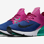 b36ea63d5 Nike Air Max 270 Flyknit Arrives In Fuchsia And Teal