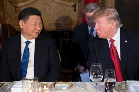 Trump Breaks Campaign Promise to Feed Chinese President