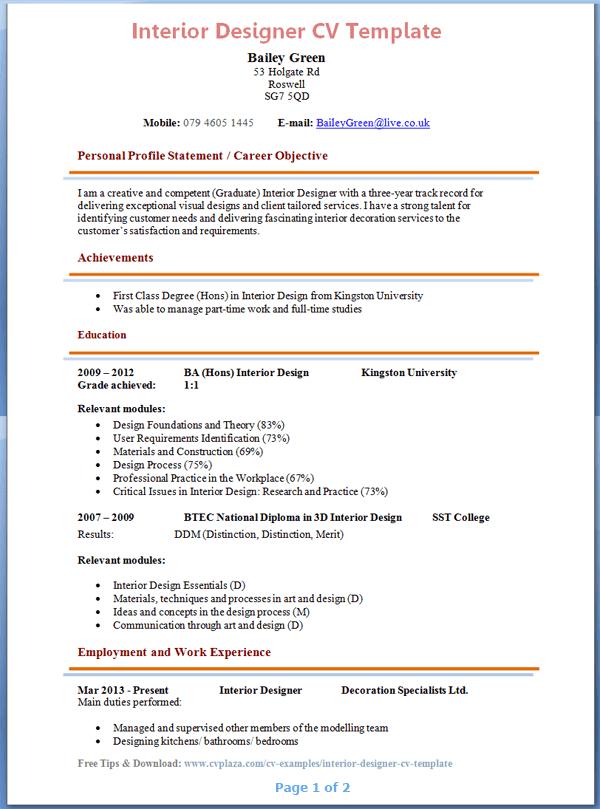 Aruna - Interior Designing Profile